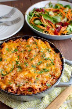 Photo of Weight Watchers und Slimming World Rezepte Syn Free Tuna Pasta Bake   Rezepte der Welt abnehmen