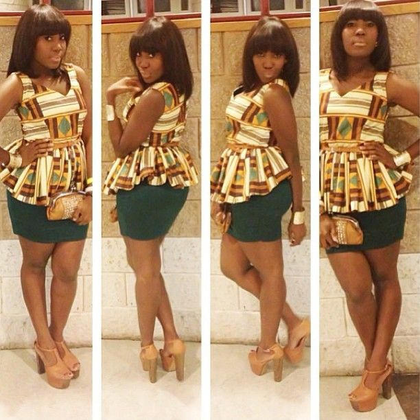 West AfricaAfrique Latest African Fashion Prints Styles