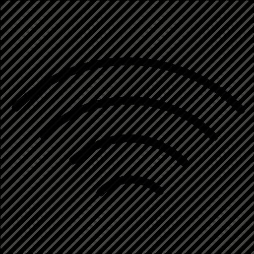 Internet Signal Technology Wifi Wireless Icon Download On Iconfinder Wifi Icon Wifi Icon