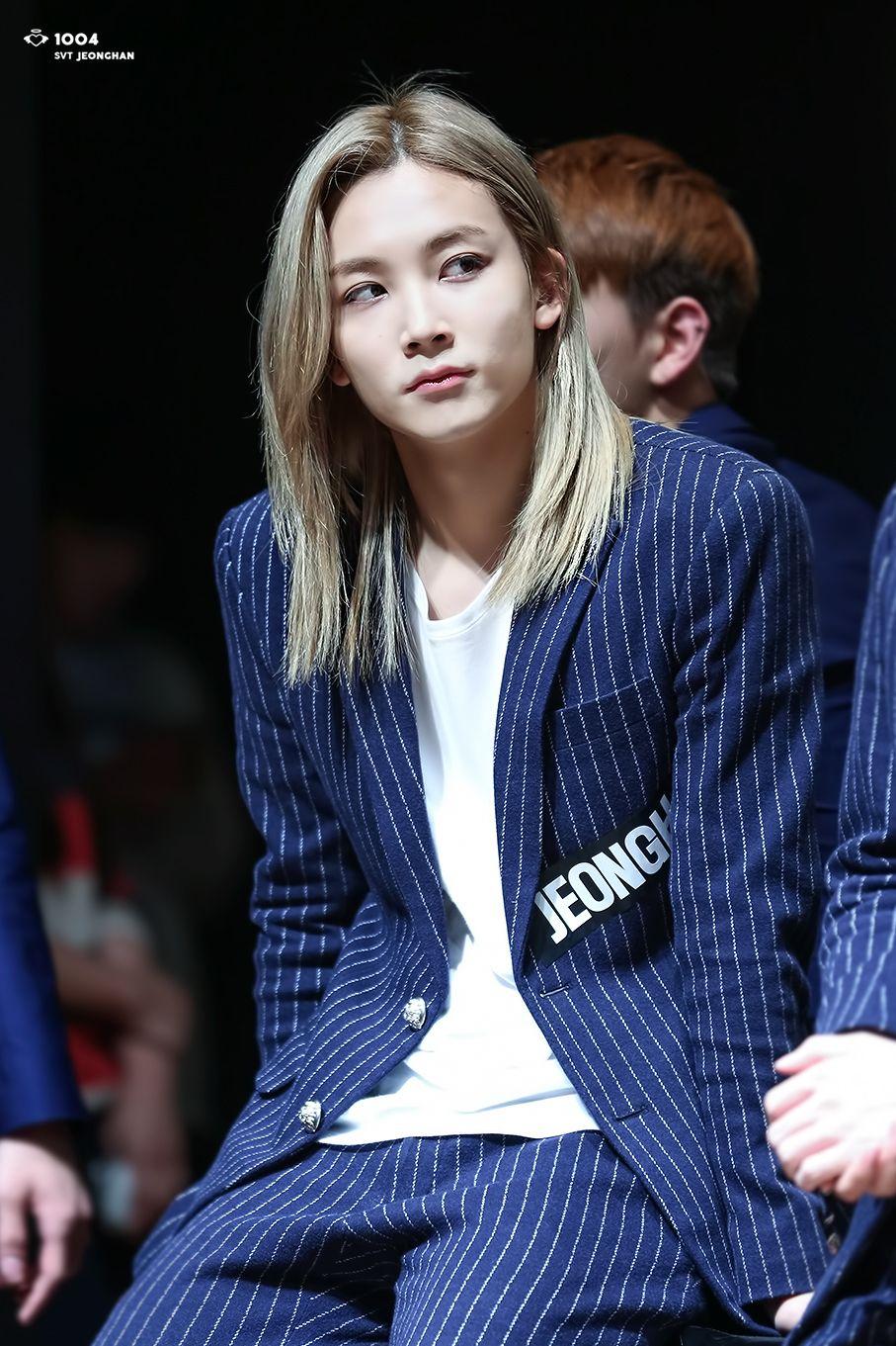 Kapcsolodo Kep Long Hair Styles Jeonghan Korean Boys Hot