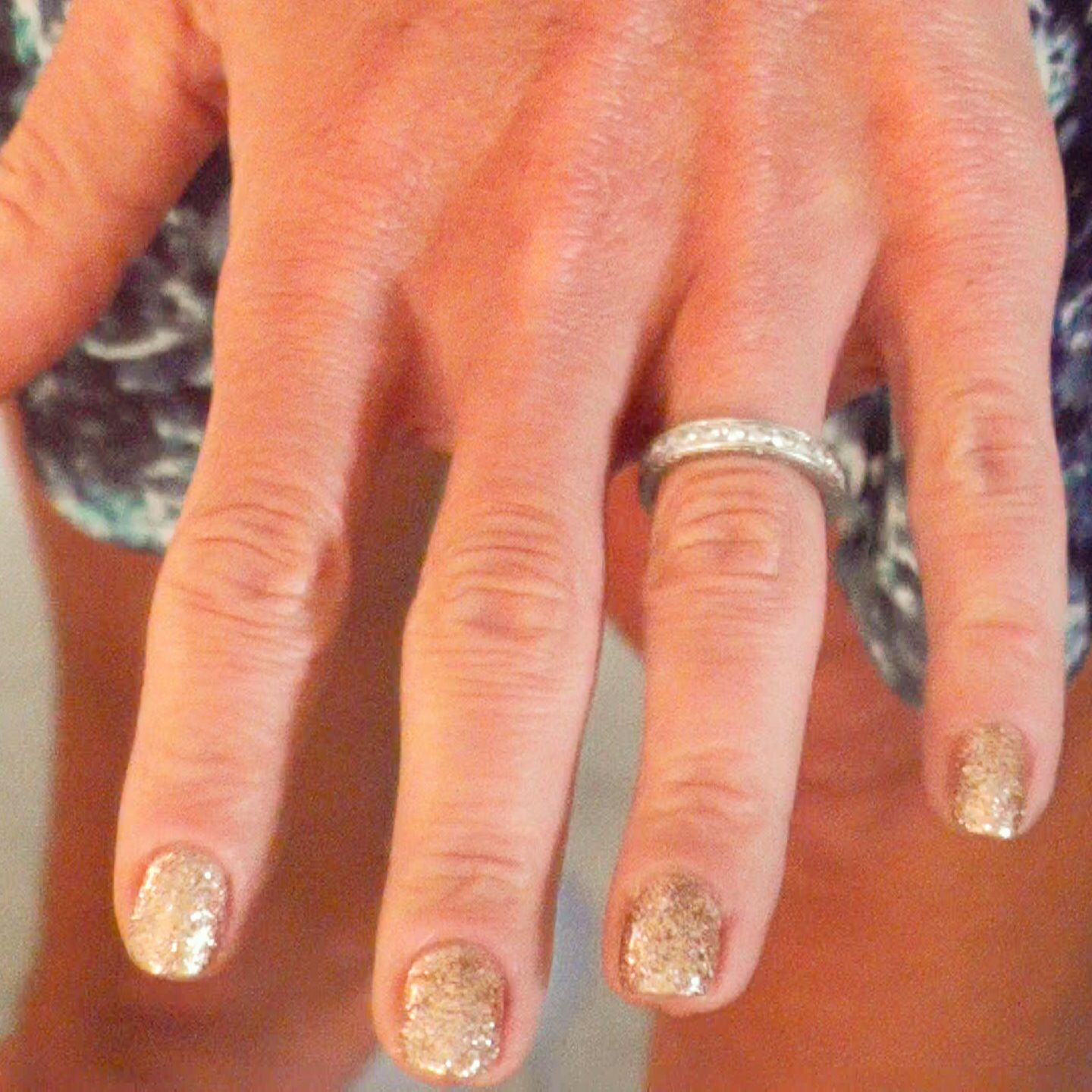 Kelly\'s new manicure from @PaintBoxNails! #KellyandMichael #Manicure ...
