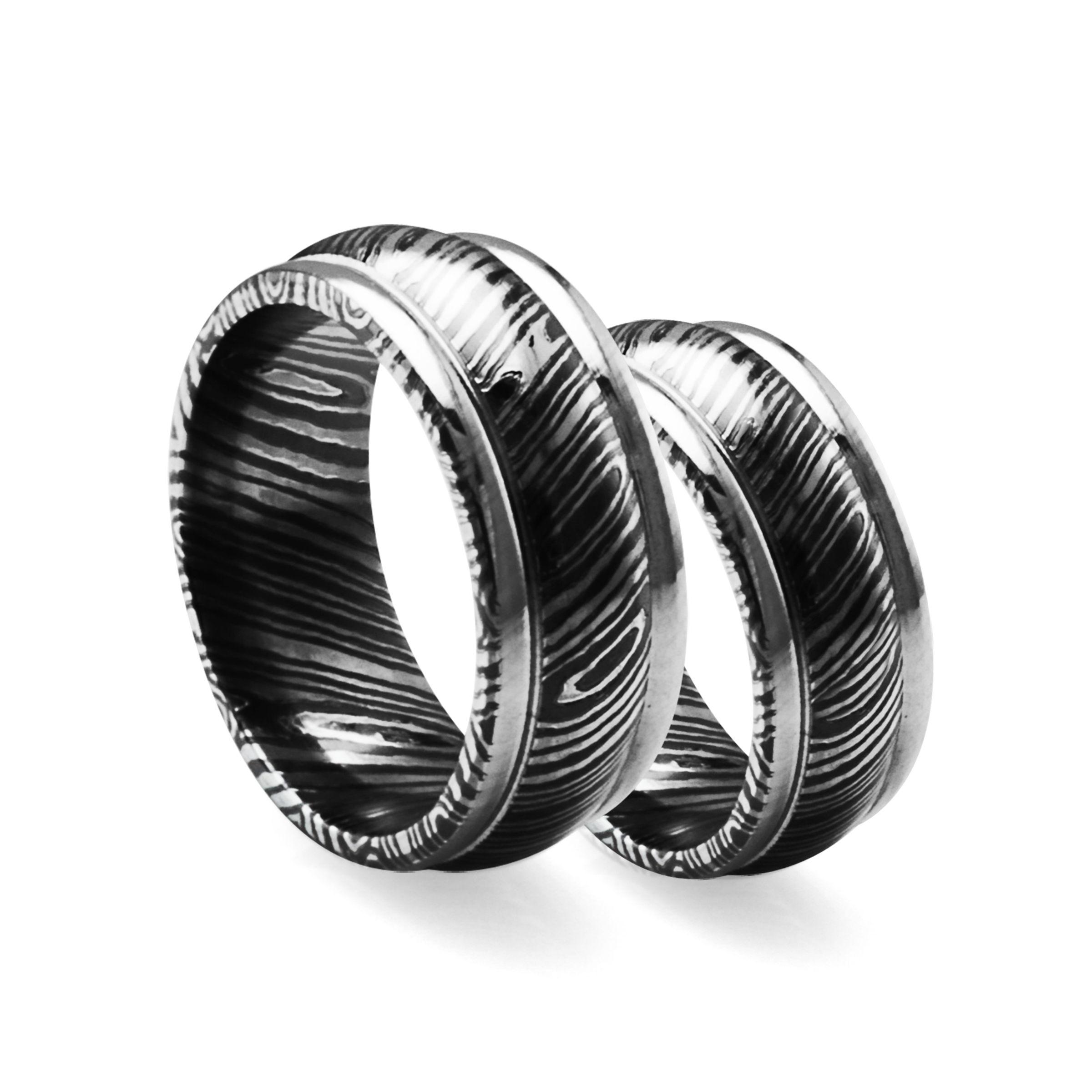 Edward Mirell Timoku Collection Timoku Ring Titanium