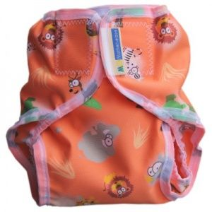 Motherease Rikki Wraps for prefolds and one-sized cloth diapers