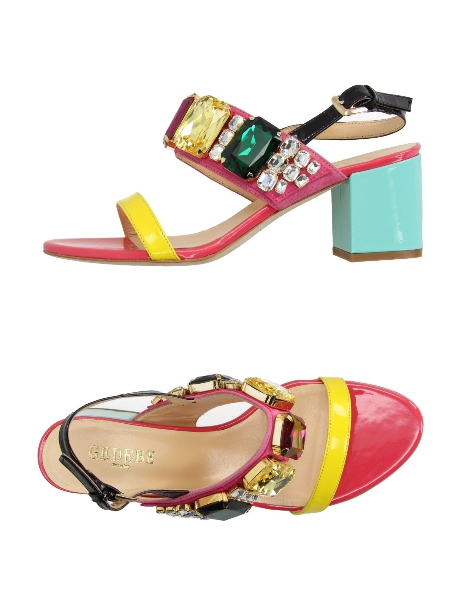 FOOTWEAR - Sandals Gedebe PzfkZi9d