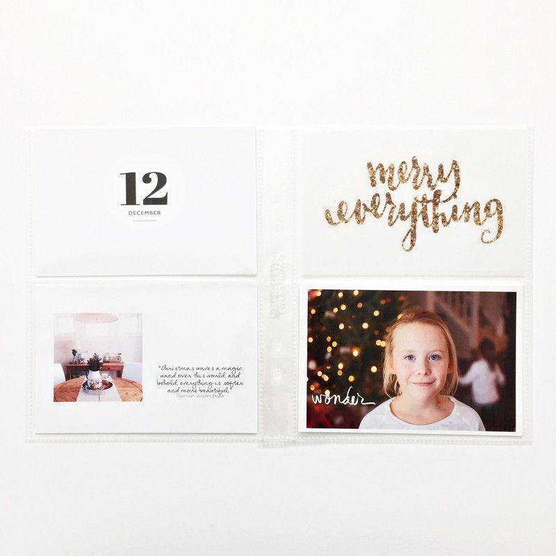 December Album 2014 {day 12 & 13} by LilyandTwig at @studio_calico