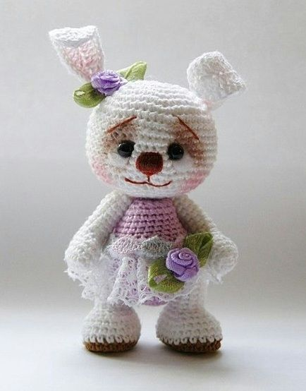 Simplify Responsive Blogger Template | Crochet Amigurimi | Pinterest ...