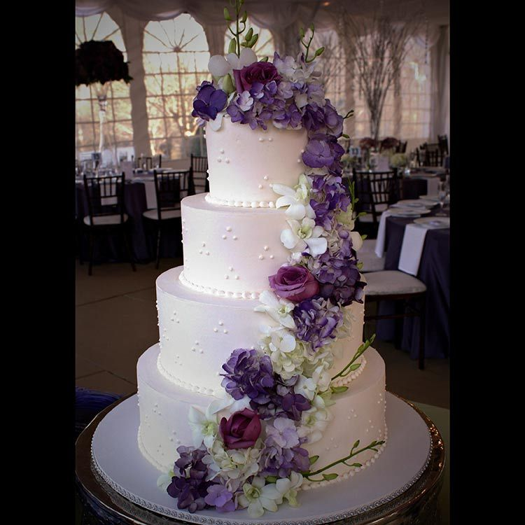 purple flower wedding cake toppers image result for purple flower cake toppers wedding 18896
