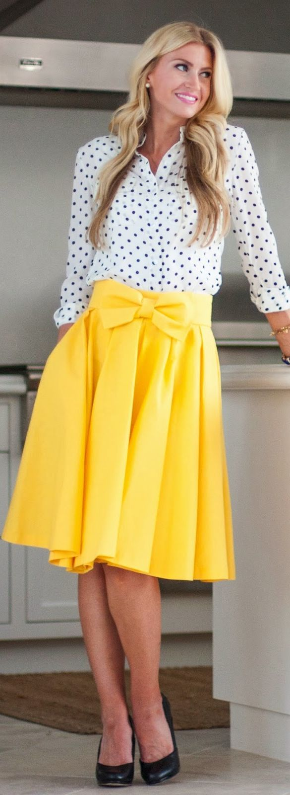 Take A Bow: Sunny by Elle Apparel