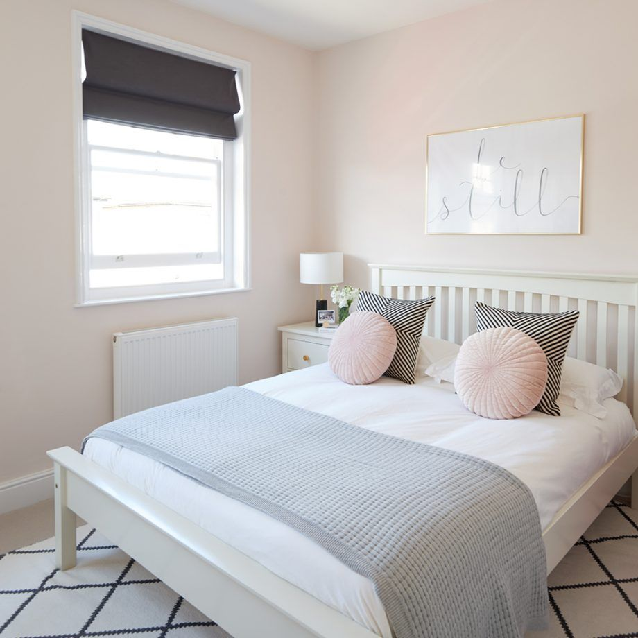 Pink bedroom ideas that can be pretty and peaceful, or ...