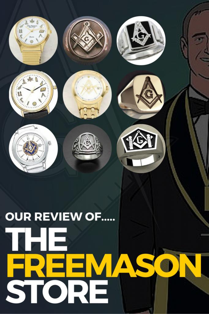 The Freemason Store Review: By Freemasons, For Freemasons