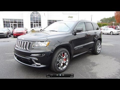 2012 Jeep Grand Cherokee Srt 8 Start Up Exhaust And In Depth
