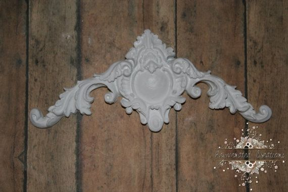 Furniture applique craft applique shabby chic romantic