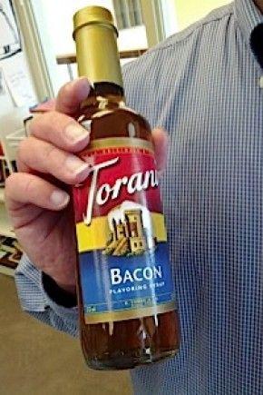 Kosher Bacon Syrup!!!!!