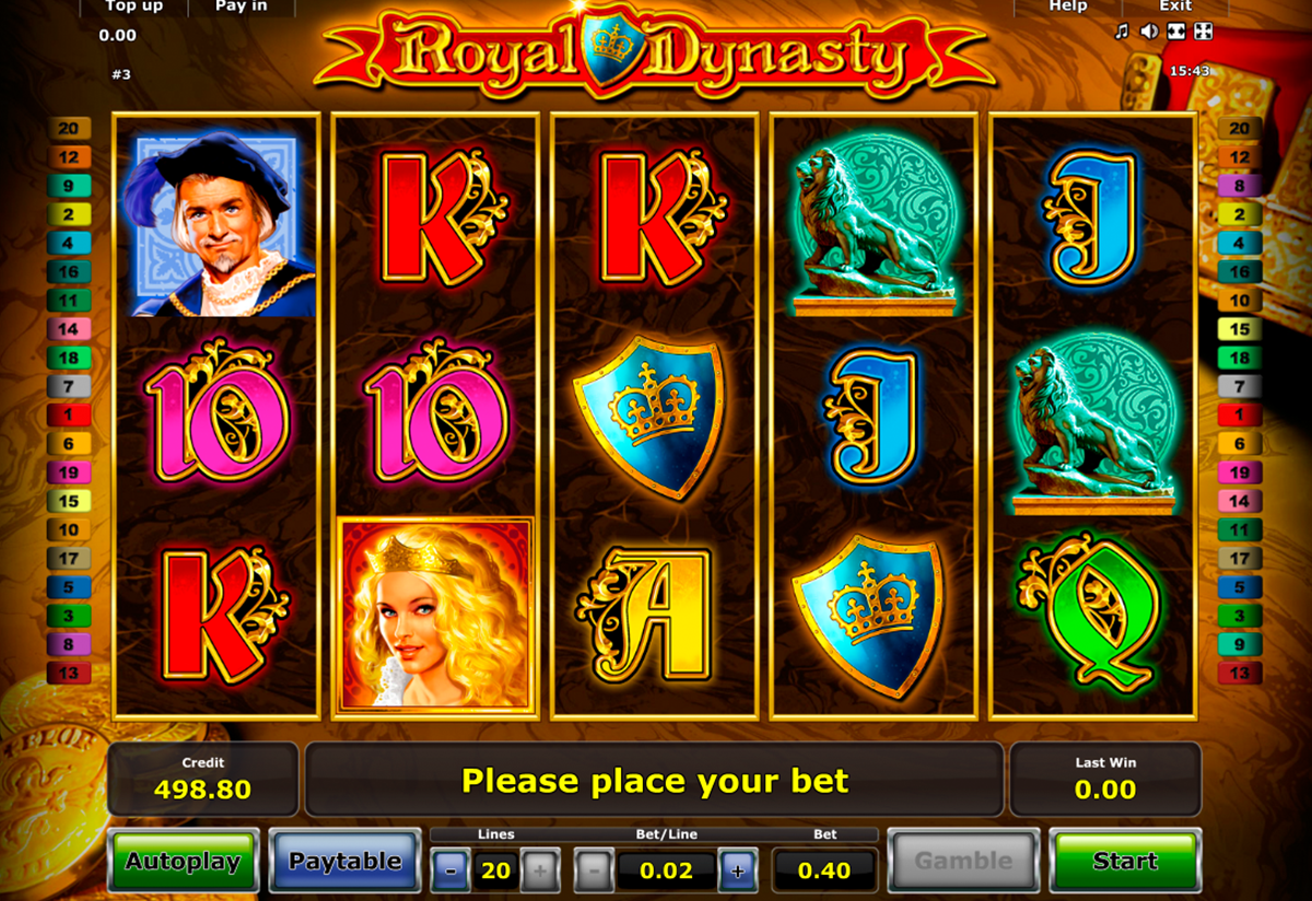 Spiele CheГџ Royal - Video Slots Online