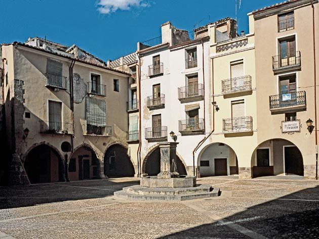 Plaza mayor de onda castell n places pinterest - Interior de castellon ...