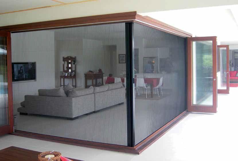 The Door Shop Townsville - Retractable Flyscreens | folding doors ...