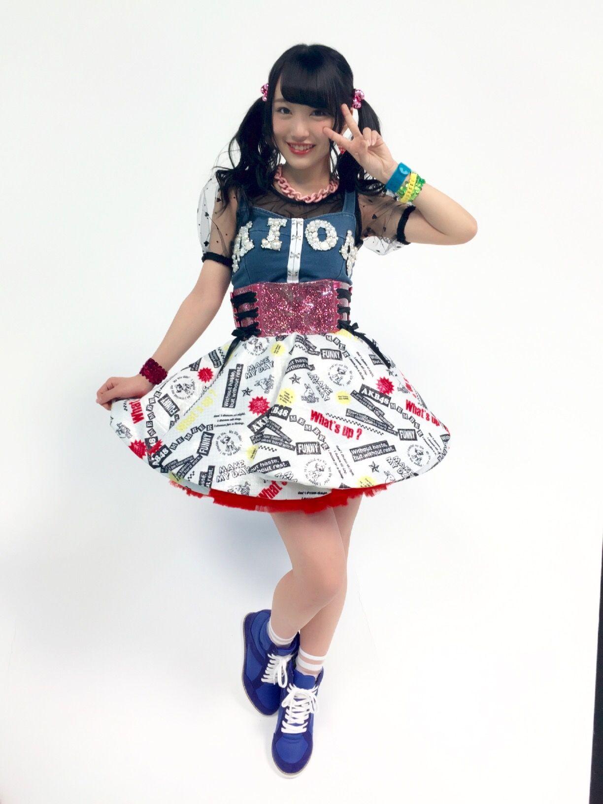 向井地美音 Mukaichi Mion #AKB48 #mukaichi Mion #Team4 #jpop #idol
