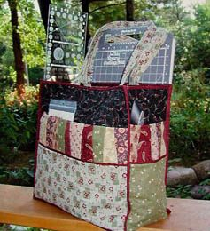 I'd Be Quiltin' Tote Pattern | Bags, Totes and more | Pinterest ... : quilted bags and totes patterns - Adamdwight.com