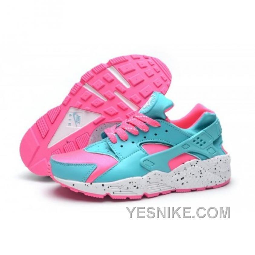 newest dce22 7b685 Nike Air Huarache OG Mint Pink Womens Running Shoes Has a very popular  design, ...
