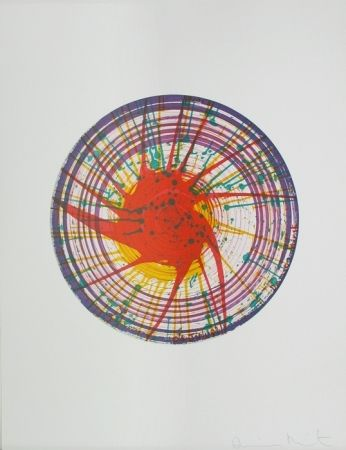 Hirst : Round in a spin the action of the world on things