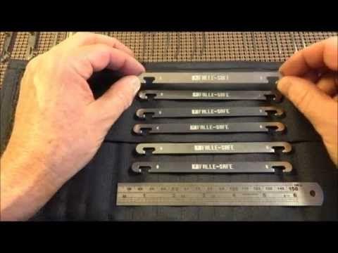 84) Review: Falle-Safe Pick Kit - YouTube | Locks | Safe