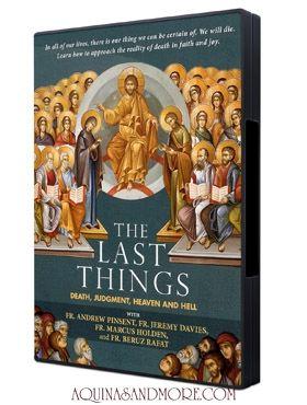 Last Things DVD