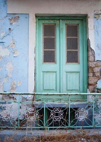 Colores de Marathokampos, Samos (Grecia)