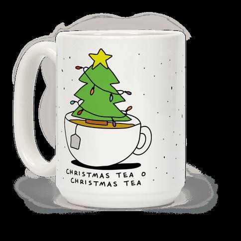 Coffee Christmas Puns.Christmas Tea O Christmas Tea Coffee Mug Lookhuman Mugs