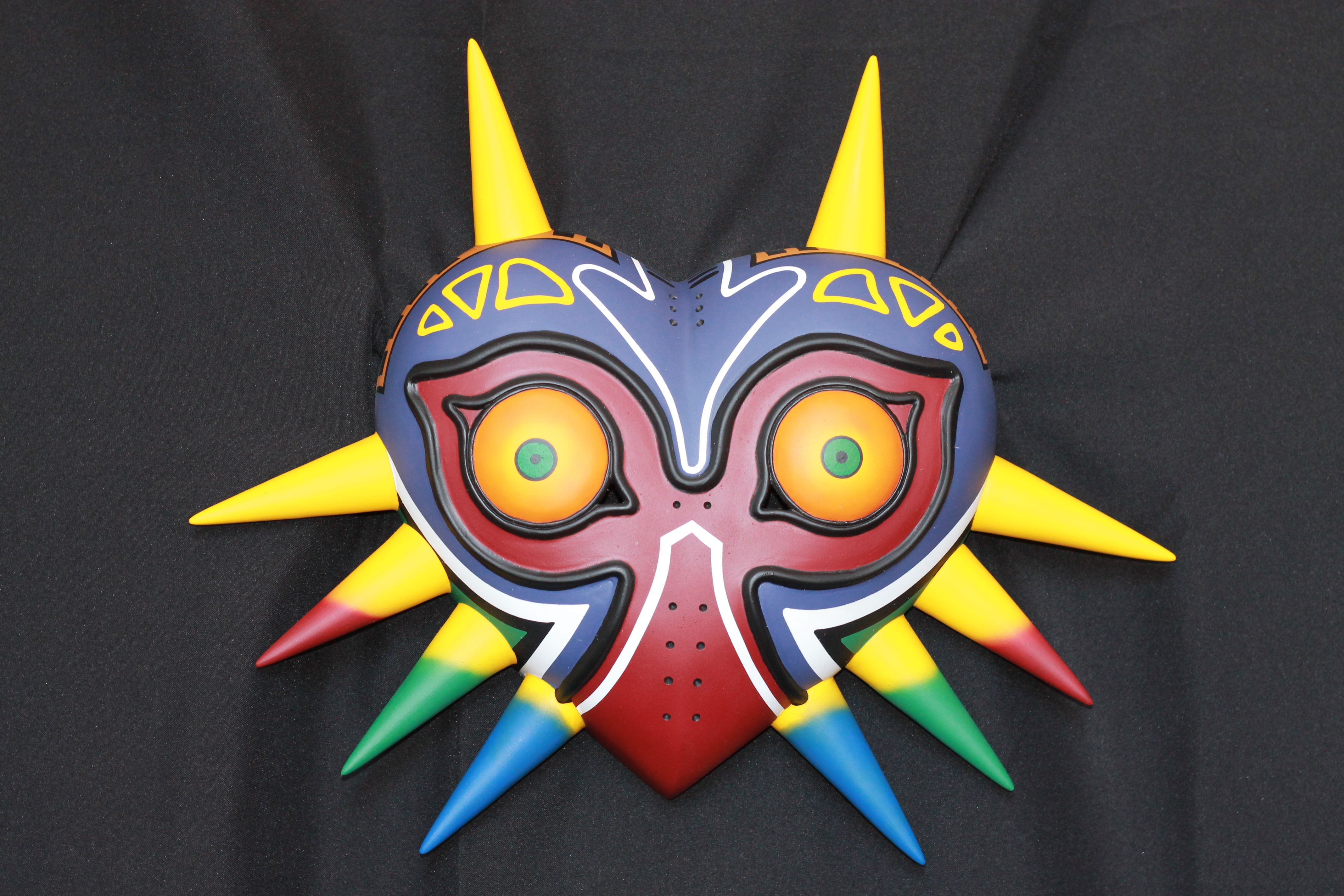 Majora\'s Mask wearable replica from the game \