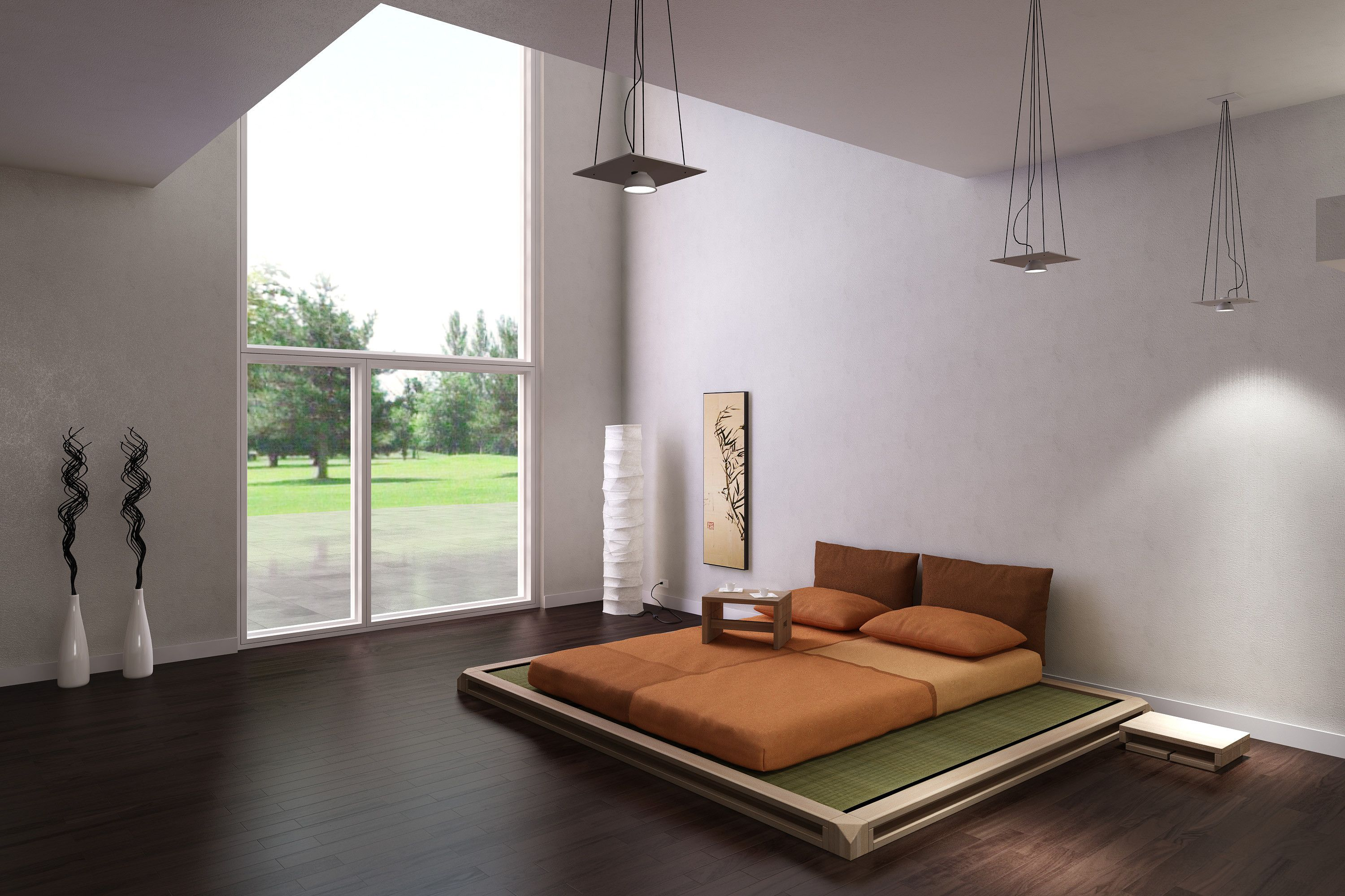 55+ Most Popular Japanese Bedroom Ideas (With images