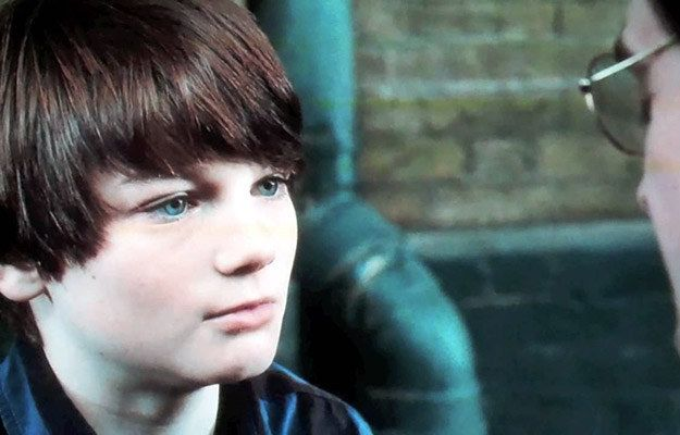 No Baby Harry Potter From The First Film Didn T Play Albus Severus Potter In The Deathly Hallows Part 2 Albus Severus Potter Harry Potter Severus Snape Snape Harry Potter