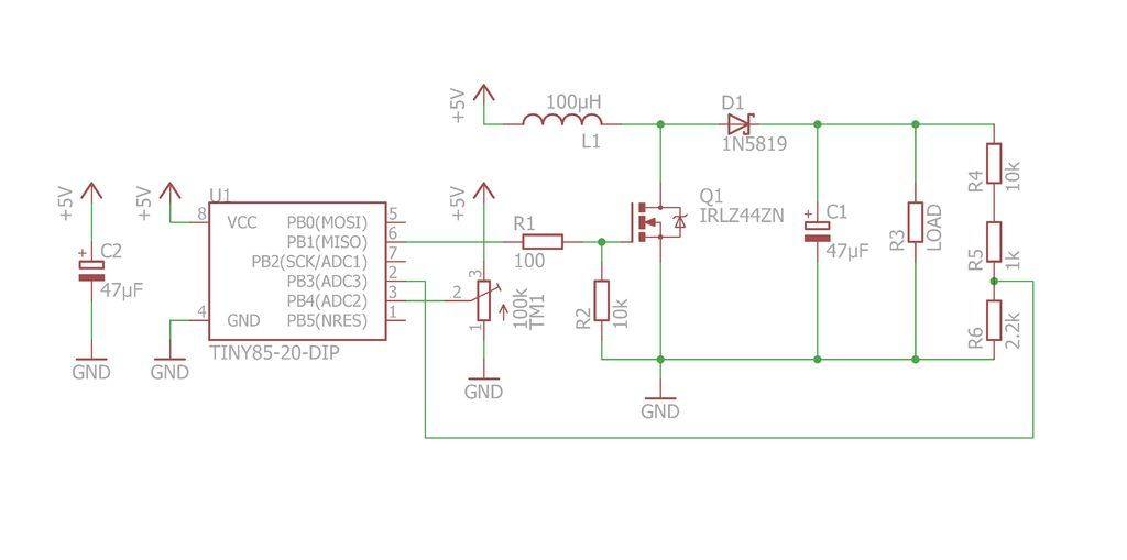 Diy Boost Converter Elektronika Pinterest Step Up Diy And