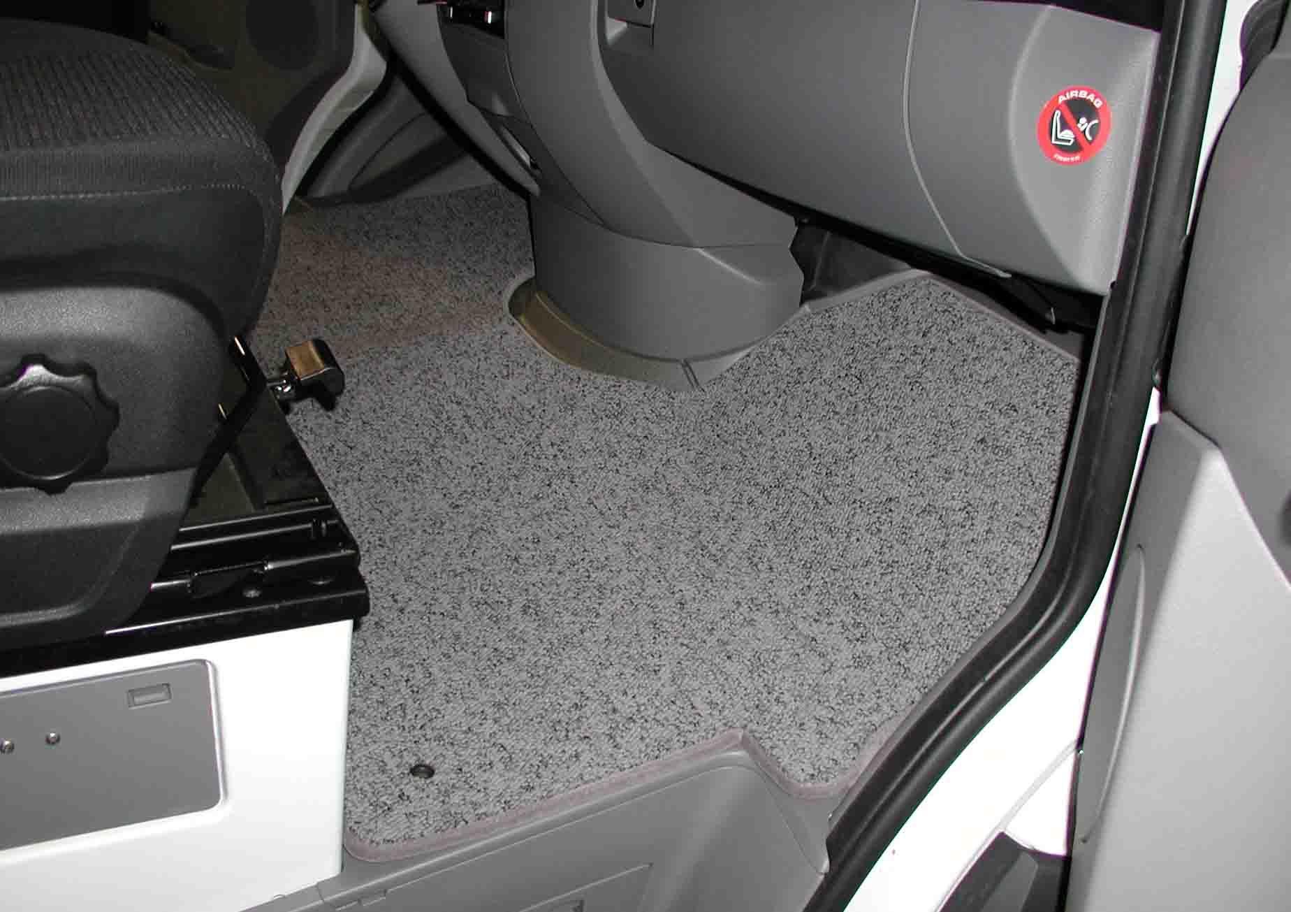 van workshop black shed concept inside your rubber flooring anti for matting mats garage wonderful home slip floor