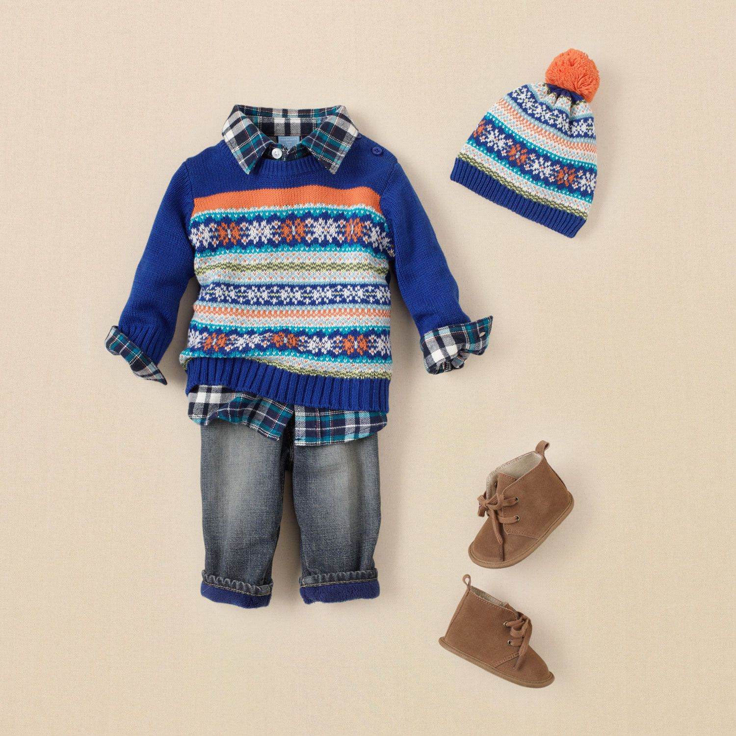 baby boy outfits best in blue boy fair isle fine