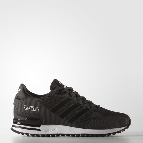 ZX 750 Shoes Shadow Black S16 St in 2020 | Adidas men