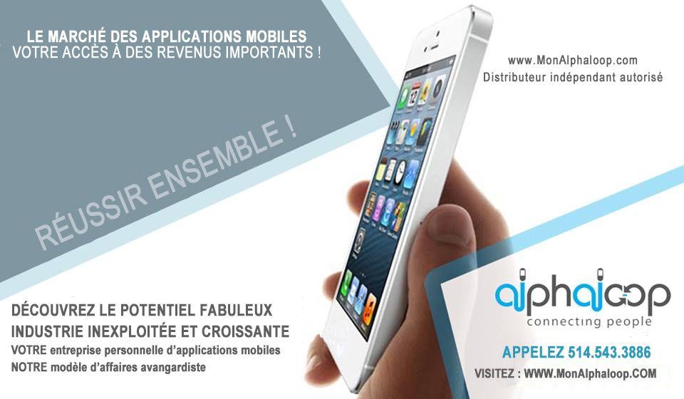 AlphaLoop, bouleverse le marché des applications mobiles