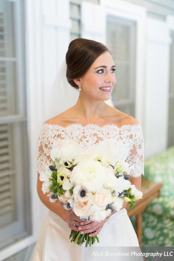 Real Wedding Emily Edward Dress Katherine With Mackenzie