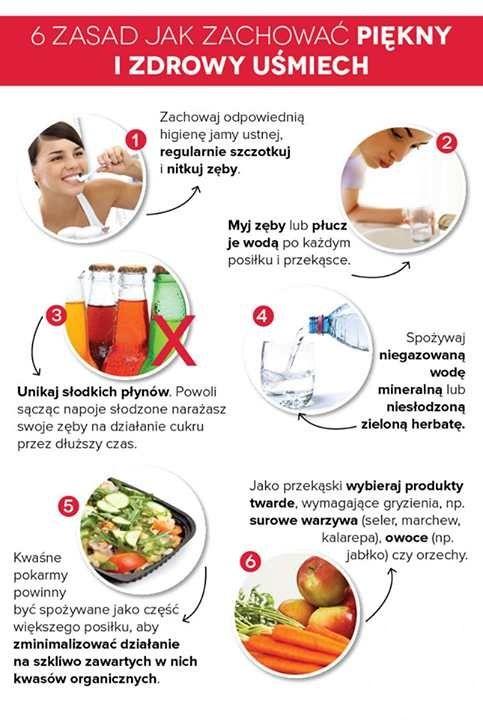 Warto dbać o zdrową dietę, bo to ona zapewnia między innymi piękny uśmiech ;)  Sprawdź: http://fitnella.pl/moc-zakleta-w-jablku.html