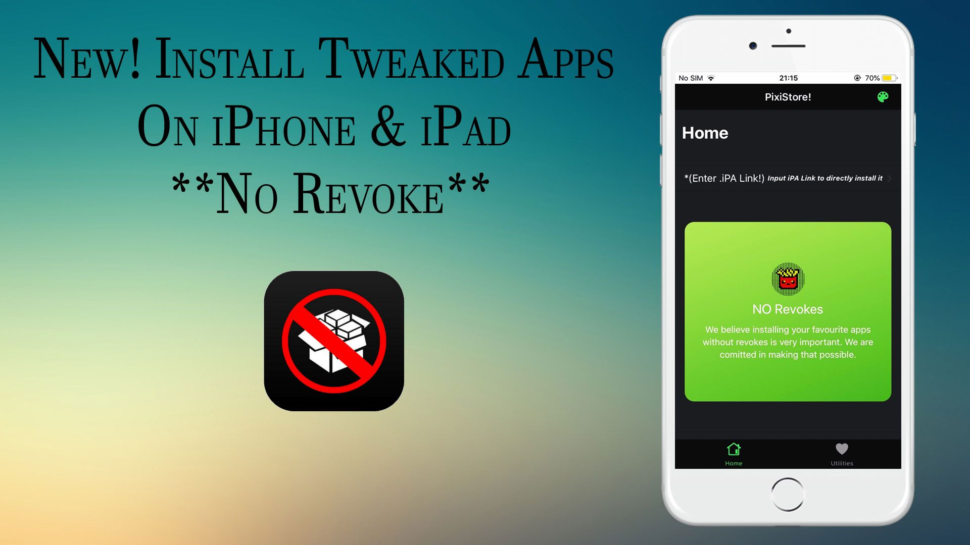 New! How to install tweaked apps on iPhone without