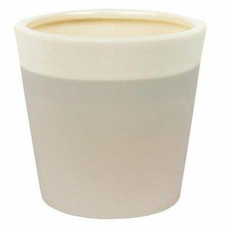 Yankee Candle Pastel Hues Ceramic Votive Candle Holder, Glass, Grey