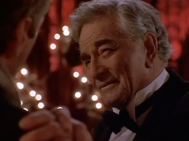 Finding John Christmas.2003 Peter Falk As Max In Finding John Christmas Just