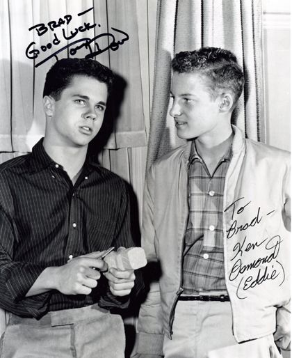 Tony Dow Ken Osmond With Images Tony Dow Leave It To Beaver