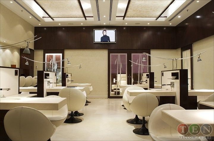 Best Nail Salon Interior Design The Nail Spa Corporate Office Dubai United Arab Emirates With Images Salon Interior Design Spa Decor Corporate Office
