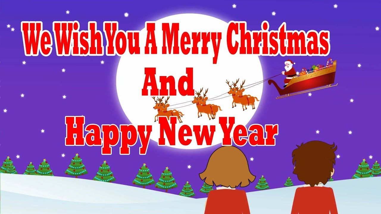 Merry Christmas 2019 And Happy New Year 2020 Whatsapp Status Video Download Song Happy New Year Images Merry Christmas And Happy New Year Happy New Year Wishes