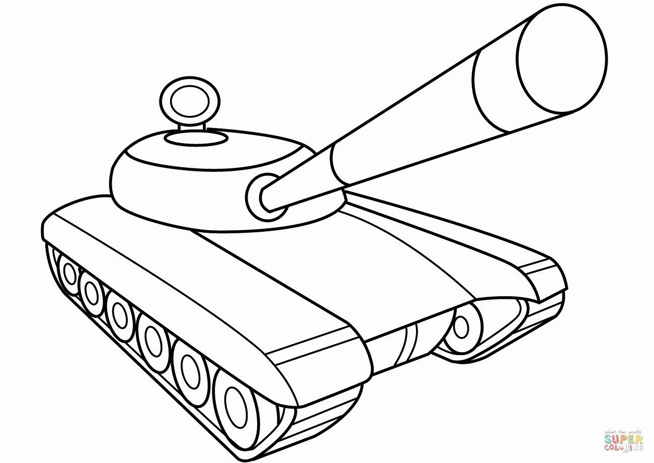 Coloring Pages Of Military Guns Beautiful 27 Army Tank Coloring Pages 2020