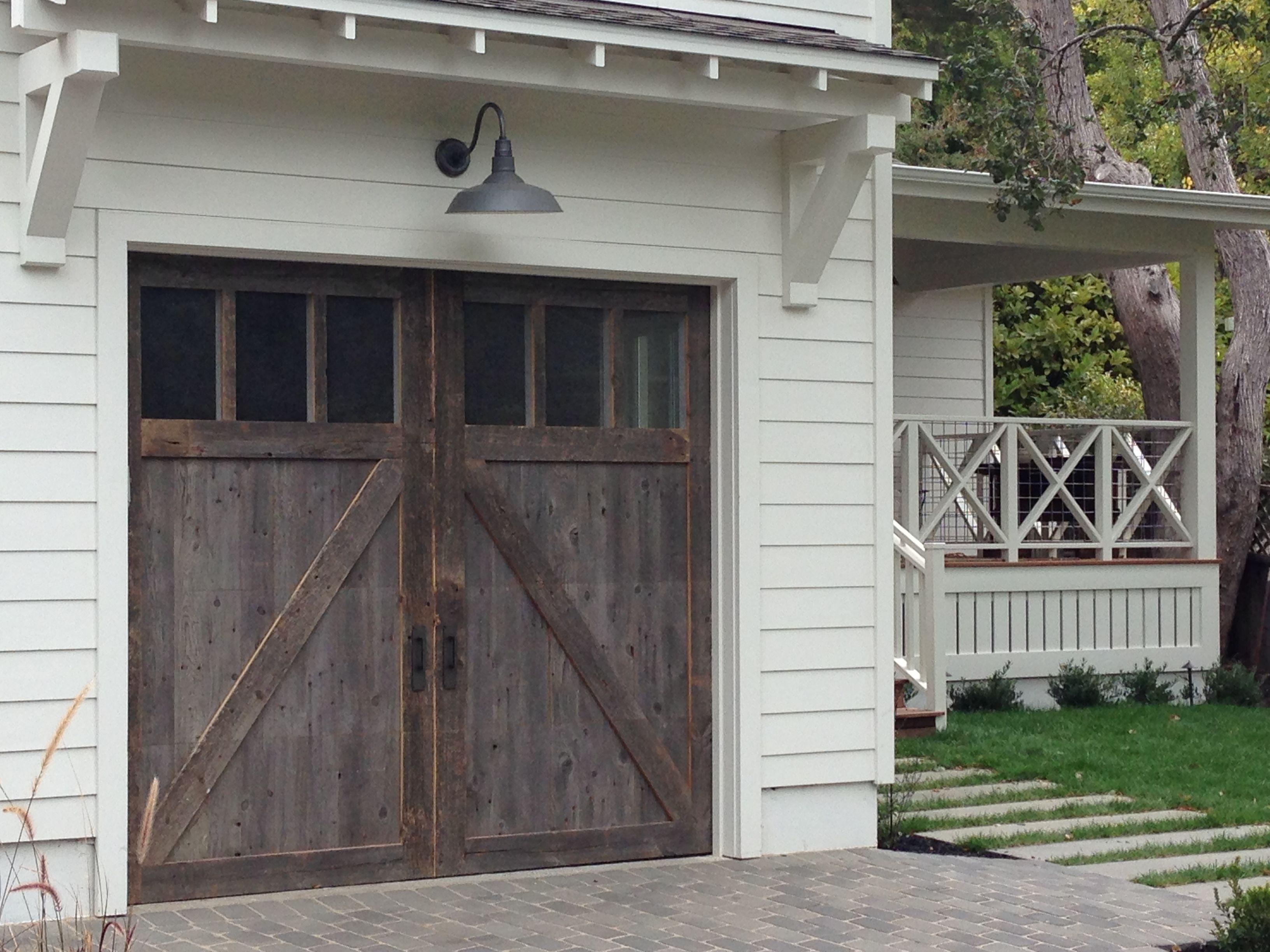 Pin By Carriage House Door Company On Stain Grade Garage Door Design Garage Doors Barn Style Garage Doors