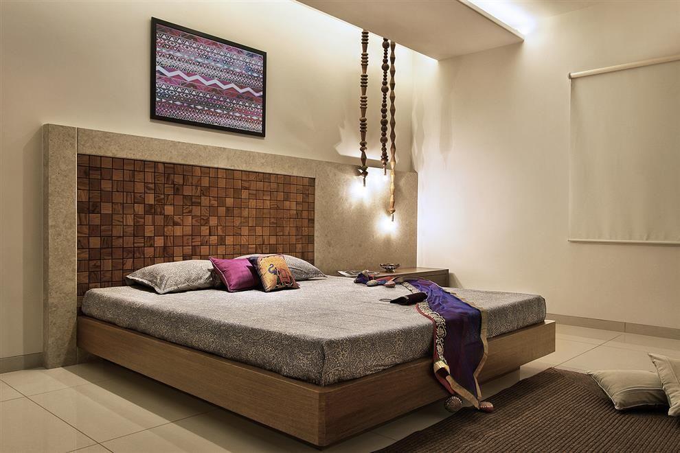 Design Of Bed For Bedroom Glamorous Mrvinod Shahbedroomarchis Patel & Tanvi Rajpurohit Decorating Design