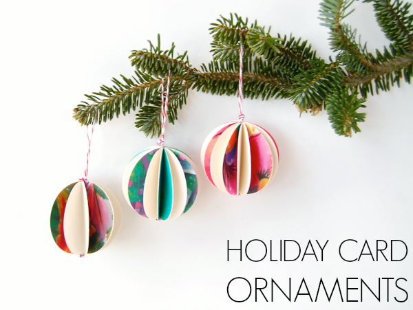 Easy Diy Ornaments C R A F T Diy Christmas Ornaments Easy Easy Christmas Diy Christmas Card Ornaments