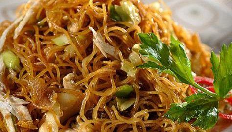 Resep Masakan Bihun Goreng Seafood Resep Masakan Masakan Makan Malam