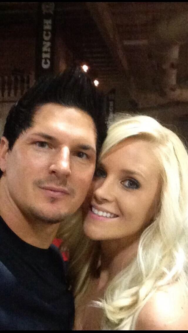 Zak Bagans And His Fianc 233 From Ghost Adventures Zak